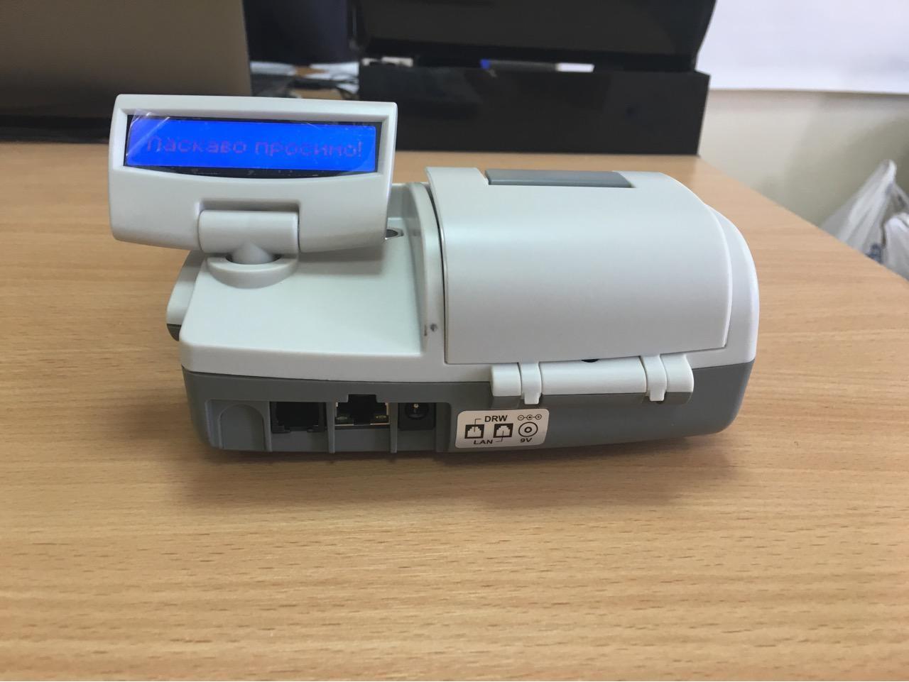 Экселлио DP-15 кассовый аппарат с КСЕФ + подключим к Вашей 1С ! - 2